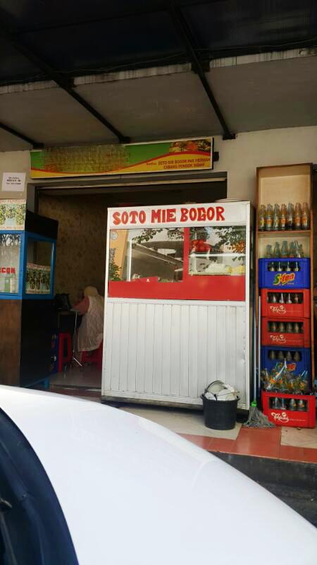 Dijual Kios, lokasi sangat strategis, cocok untuk usaha dagang akses mudah @Pasmod Bintaro