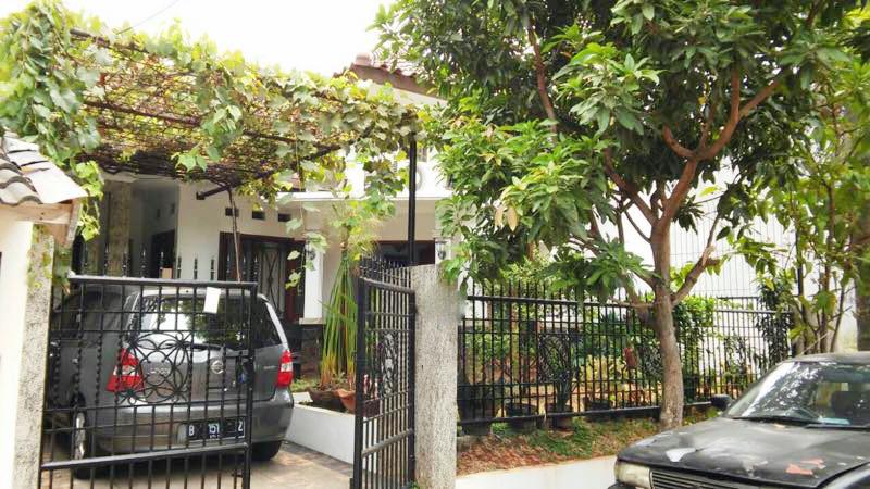 Rumah Dijual nyaman, aman dan siap huni di daerah Bintaro Tangerang Selatan