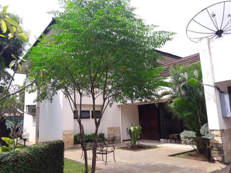 Rumah di Jual Kayu Putih Raya blok B no.17, Jakarta Timur