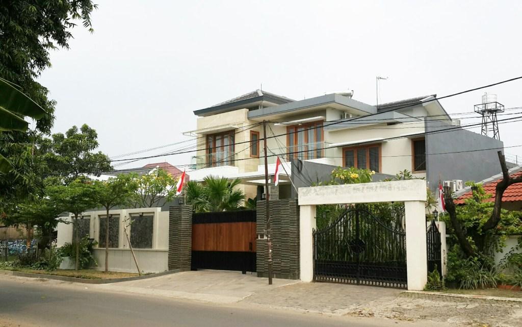 Rumah di Jual Pulo Mas Utara Raya