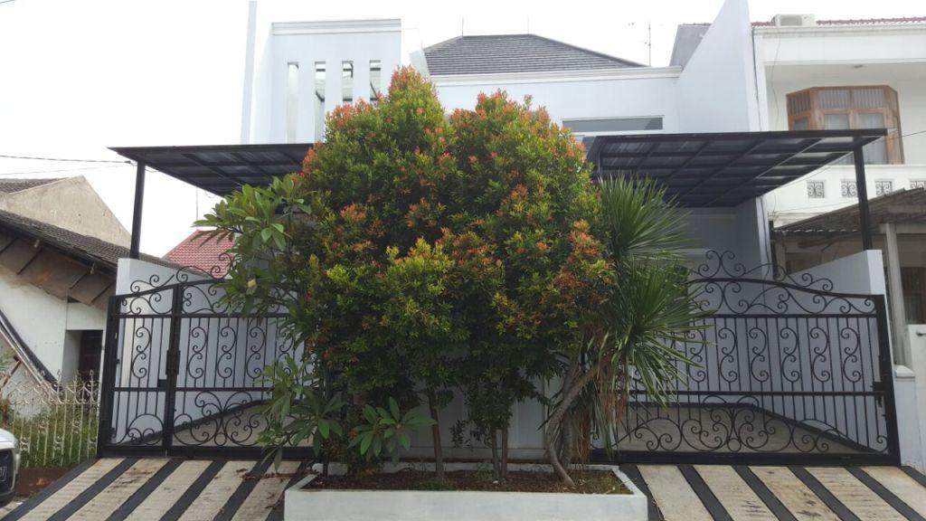 Rumah Di jual Mimosa Raya, Sunter Mas, Jakarta Utara