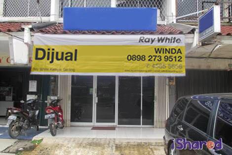 Ruko di Jual Hibrida Raya-Kelapa Gading-Jakarta Utara