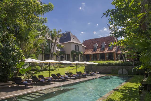 European Elegance. Bali Chic