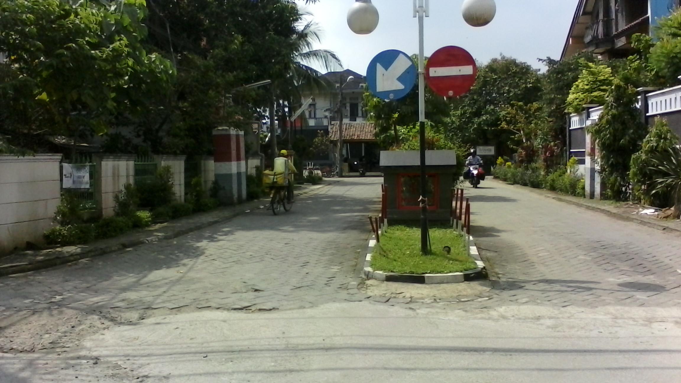 Rumah Klasik Di Bekasi !!!