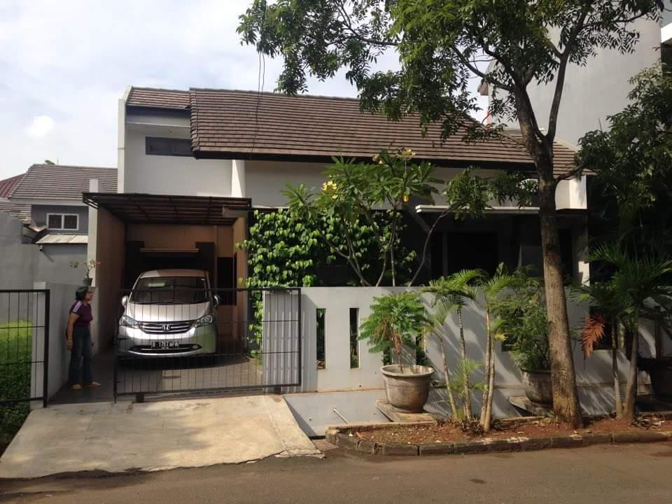 Rumah Nyaman dan Siap Huni di Kawasan Trulek Permata Bintaro
