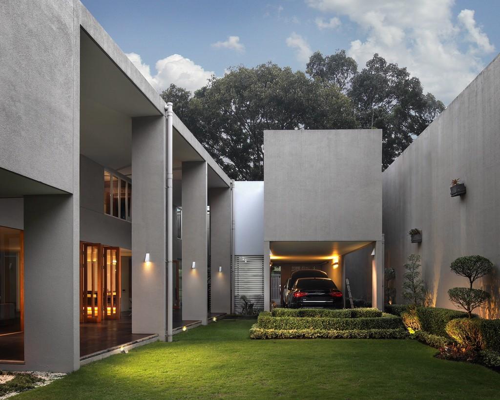 Rumah Minimalis Karya Arsitek Terkenal Arsitekhom