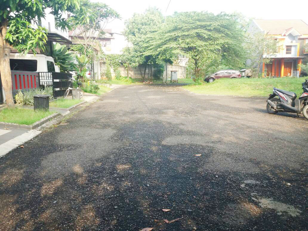 HOT SALE !!! Rumah Siap Huni, Minimalis, dan Asri @Permata Oriana, Bintaro