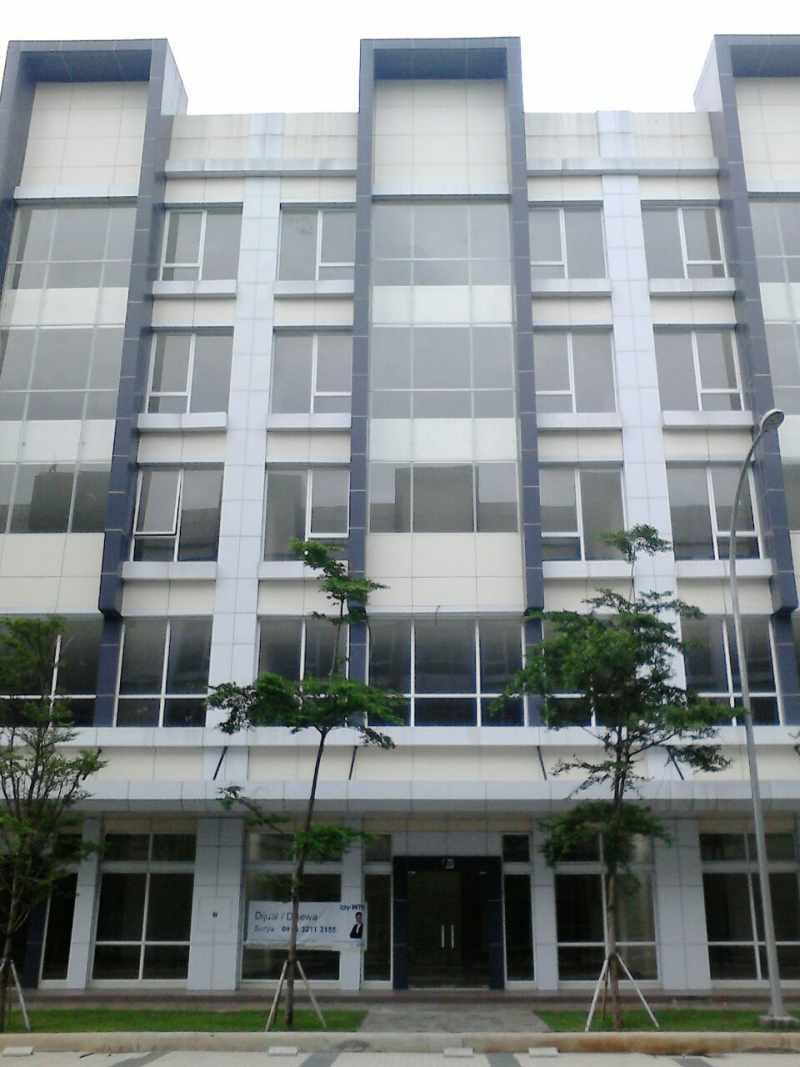 Dijual Rukan Office Park, Kota Harapan Indah, Bekasi Barat