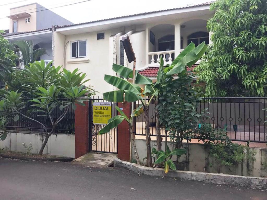 Rumah di Jual Jl. Pelepah Raya TM 1 No. 1 - Kelapa Gading, Jakarta Utara