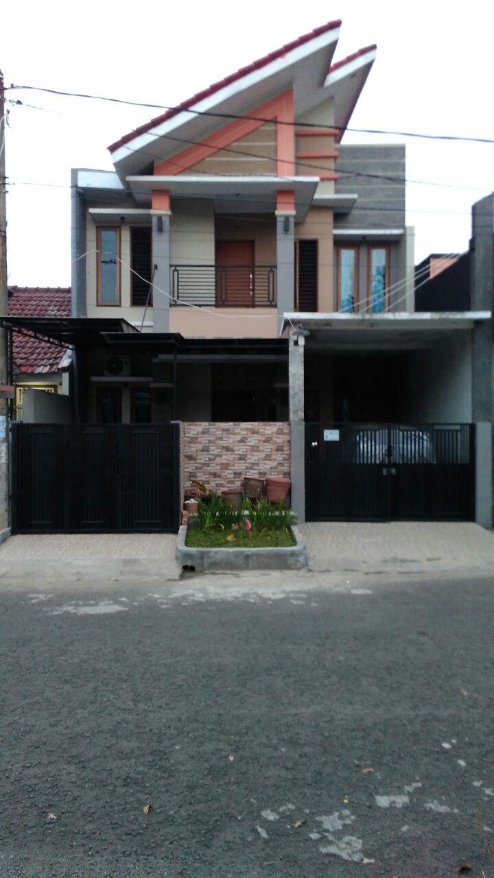 Rumah 2 Lantai Kota Bekasi Keren di Prima Harapan Regency
