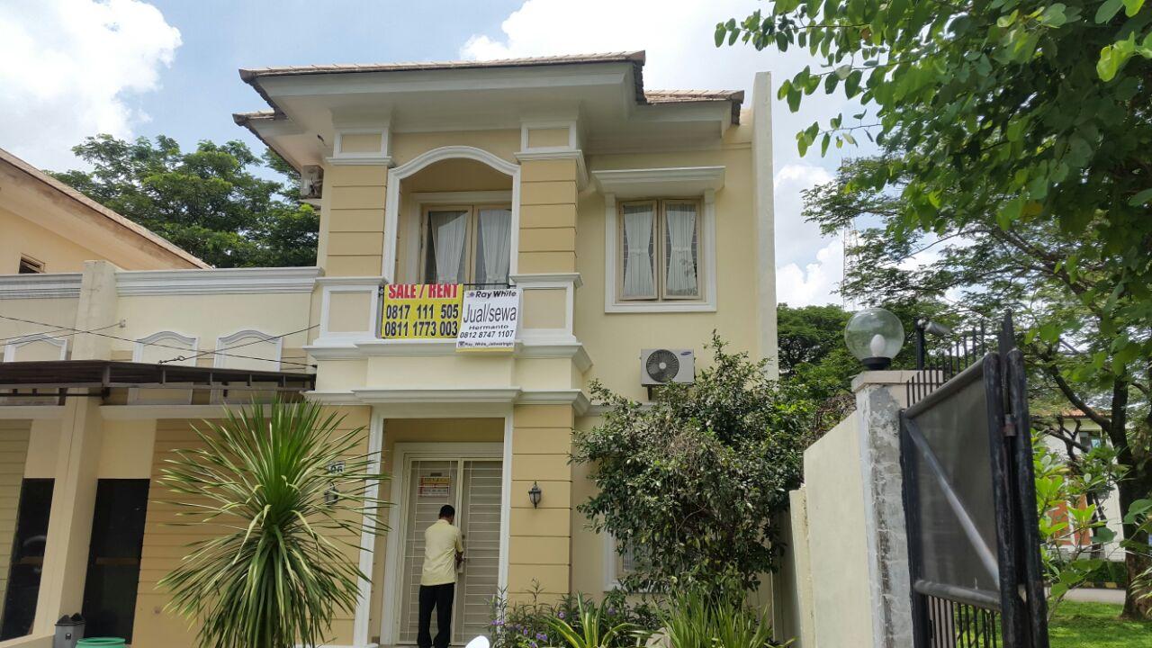 Rumah Siap Huni daerah Lippo Cikarang