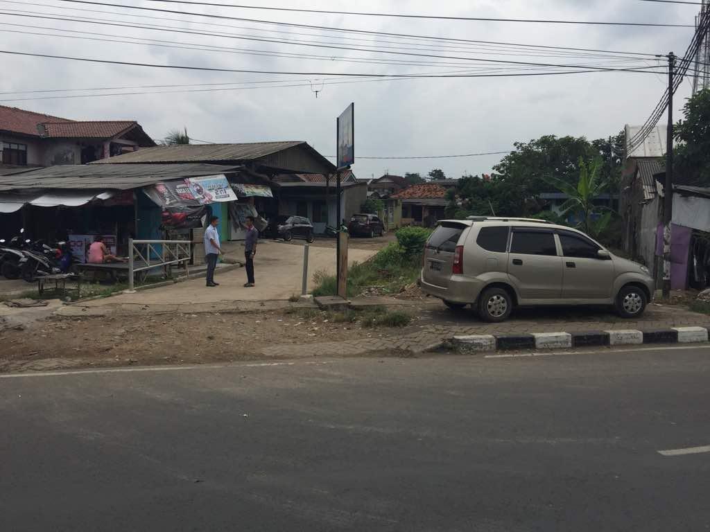 Tanah Strategis Pinggir Jalan Provinsi di Bekasi
