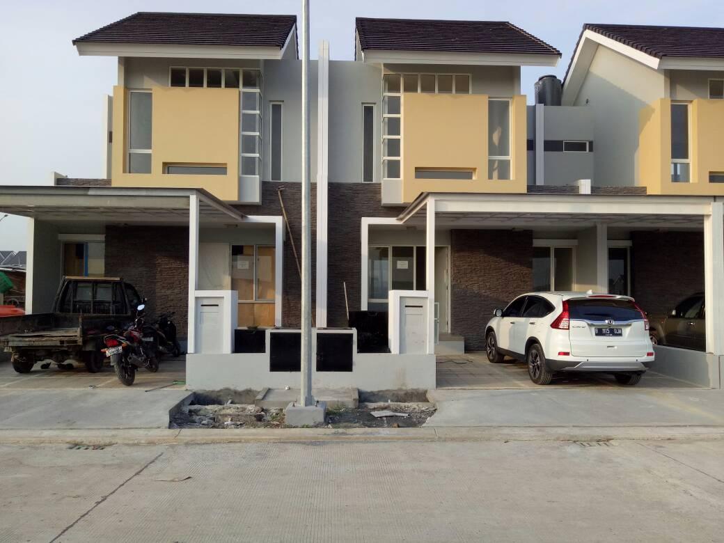 Dijual Rumah Cluster NeoVasana Harapan Indah. Bekasi