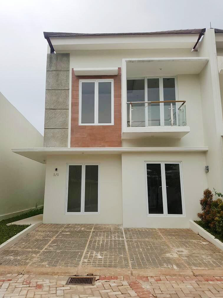 Dijual Rumah Bagus Di Bintaro Palma Town House, Ciputat