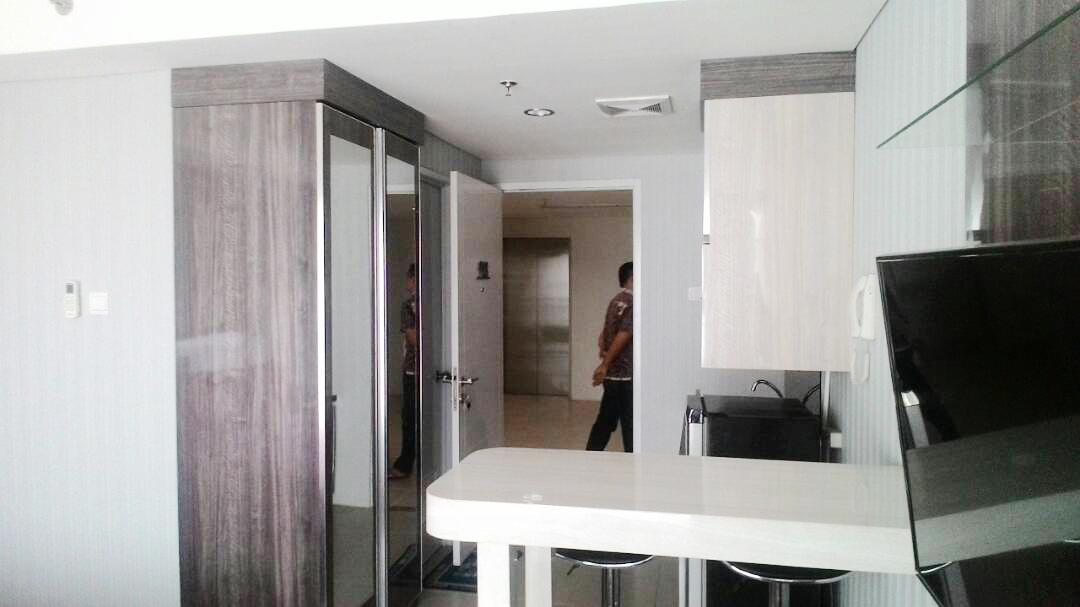 Disewakan Apart Nyaman Dan Strategis Di Bintaro Plaza Residence