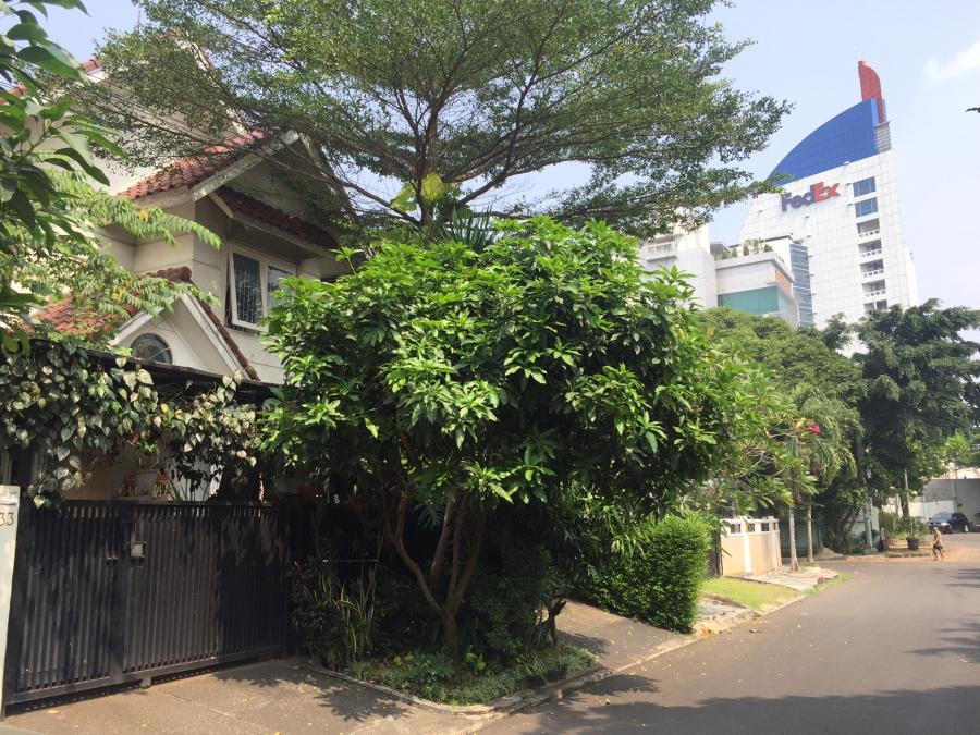 Dijual Rumah Murah Di Jl Pondok Hijau, Pondok Indah, Jakarta Selatan