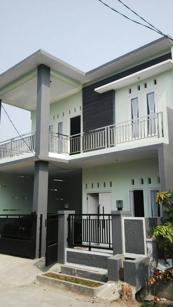 Rumah Bagus (HOOK) 2 Lantai Full Renov di Mutiara Gading Timur (Depan Colombus Waterpark)