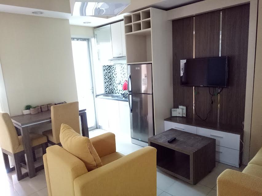 Apartemen di Jual Green Lake Sunter, Danau Sunter Selatan, Jakarta Utara