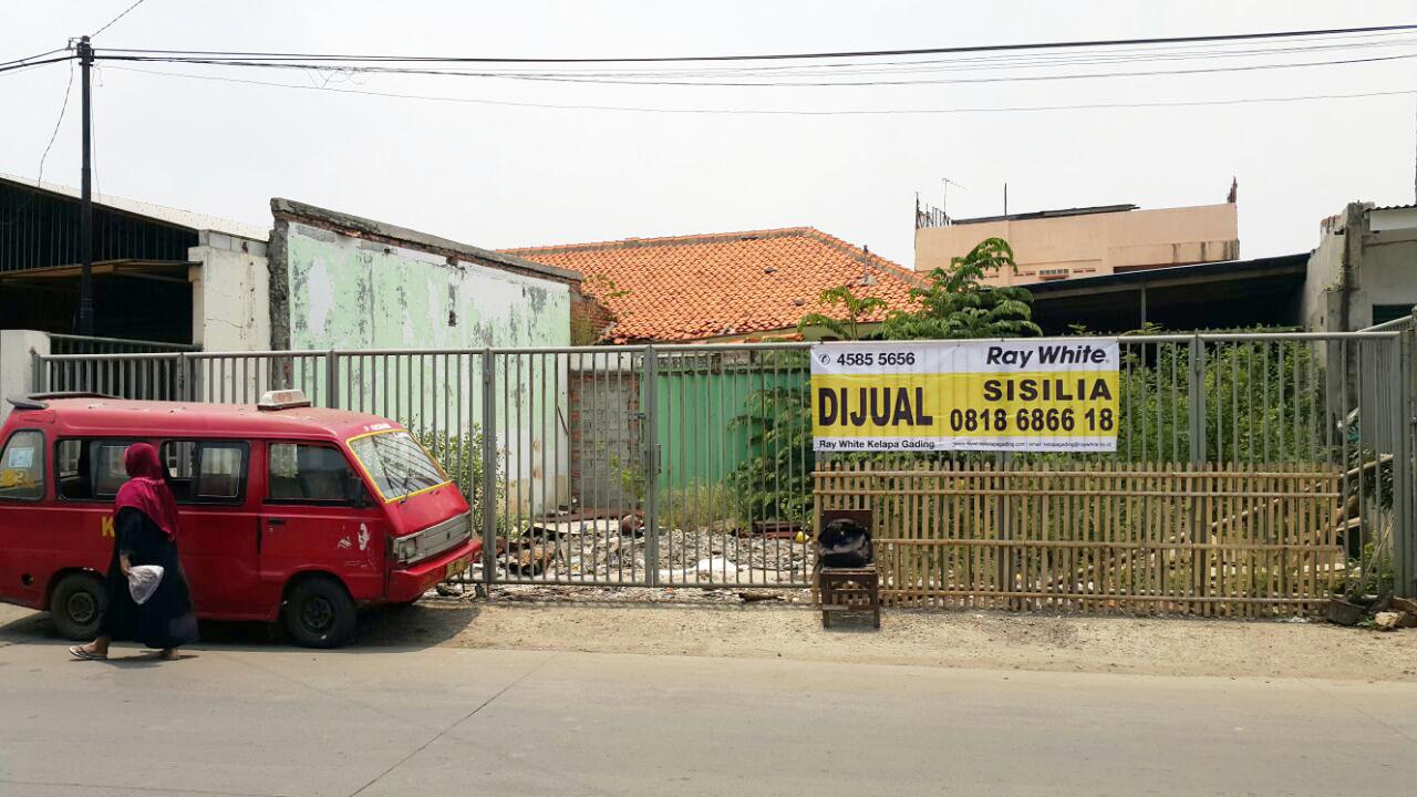 Kavling di Jual Tipar Cakung-Jakarta Utara