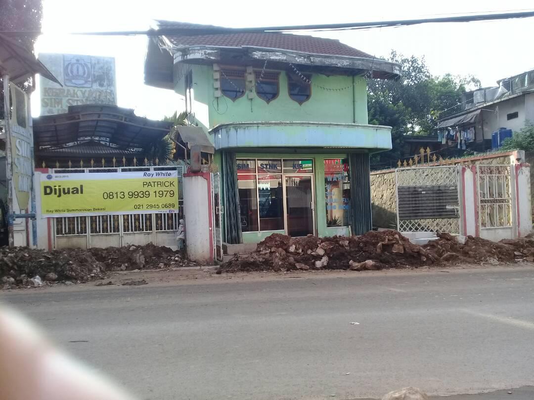 Rumah Berstarategis Di Jati Bening