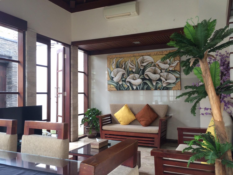 Villa rental in the heart of Seminyak area