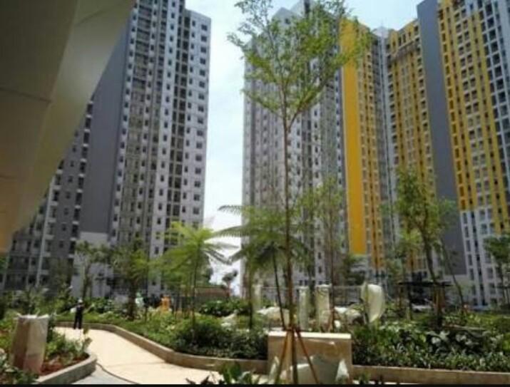 Disewa Apartement  Spring lake di Summarecon Bekasi