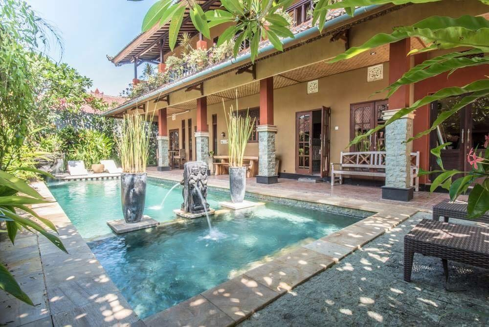 Under Market Price - Freehold Villa in Babakan Canggu for Sale