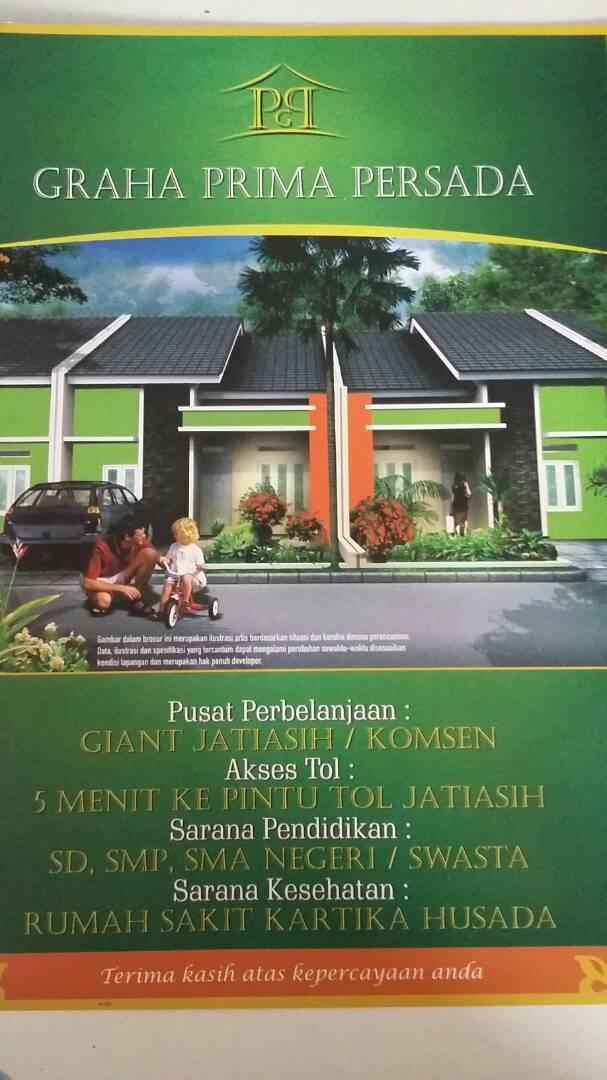 Dijual Rumah Cluster \