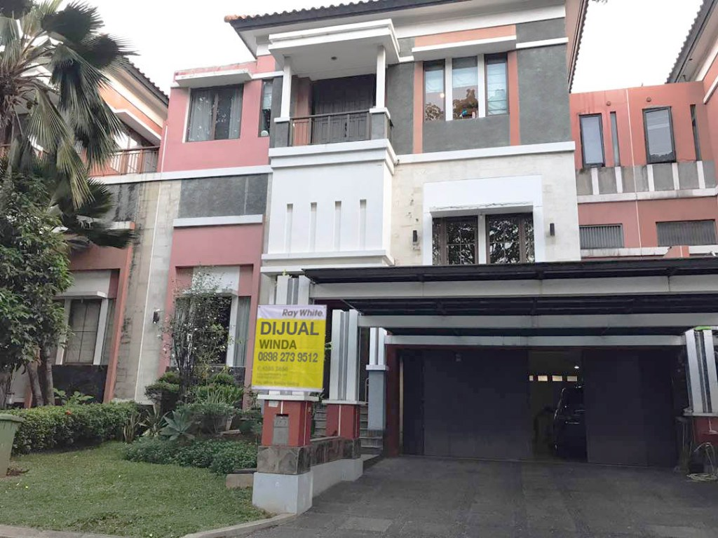 Rumah di Jual Gading Parkview-Kelapa Gading-Jakarta Utara