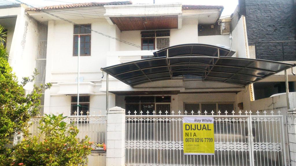 Rumah di Jual Janur Elok Raya-Kelapa Gading-Jakarta Utara