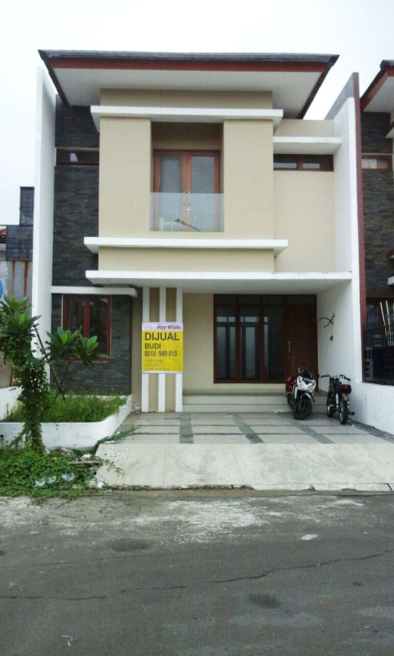 Rumah di Jual The Green-Gading Residence-Kelapa Gading-Jakarta Utara