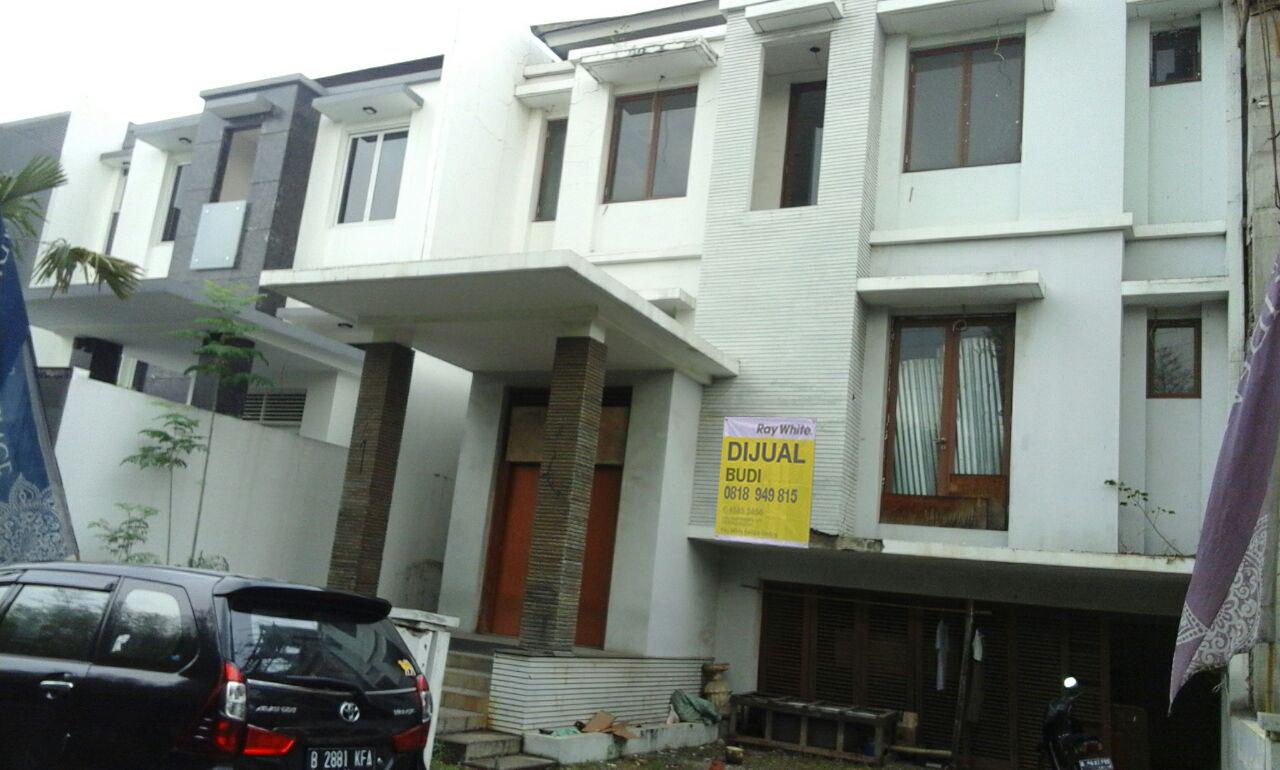Rumah di Jual Gading Residence-Pegangsaan Dua-Jakarta Utara