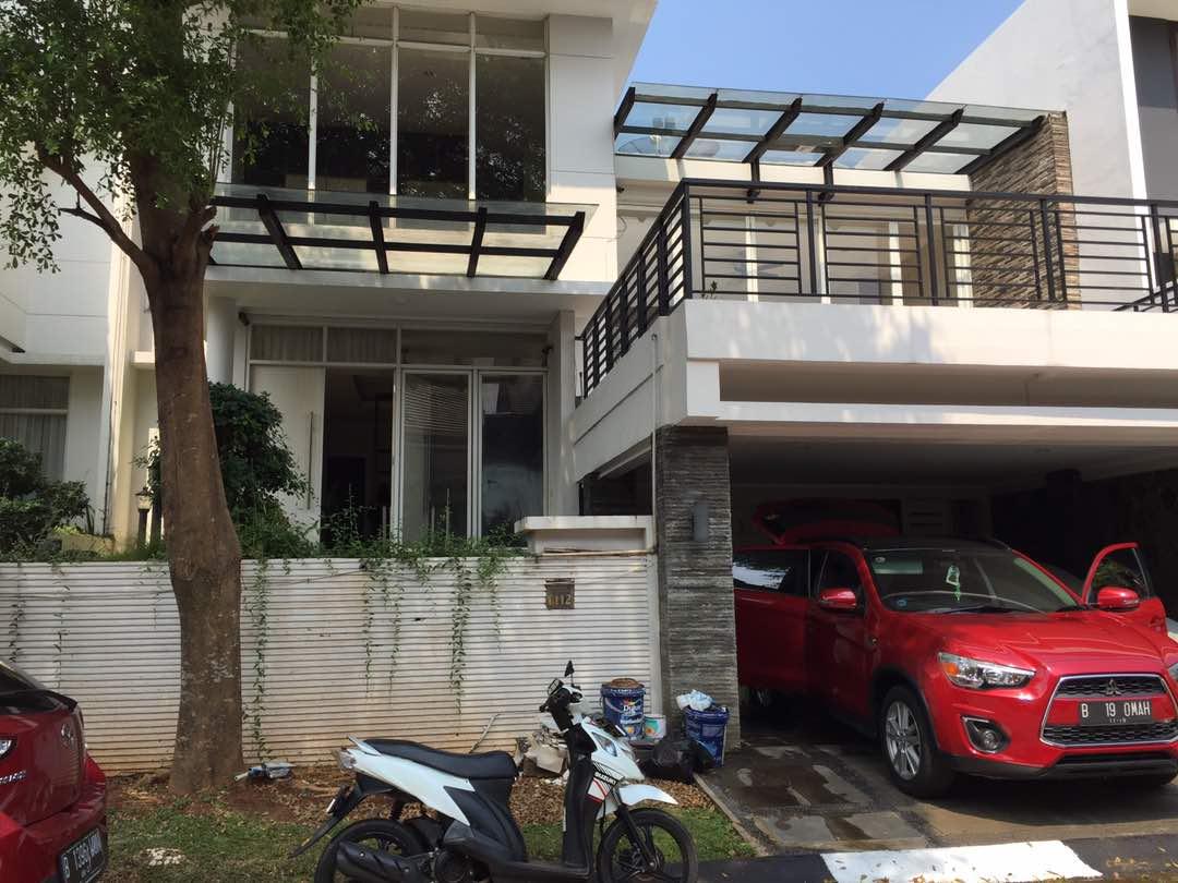 HoT SALE !!! Rumah Siap Huni, Bagus dan Strategis @Kebayoran View, Bintaro