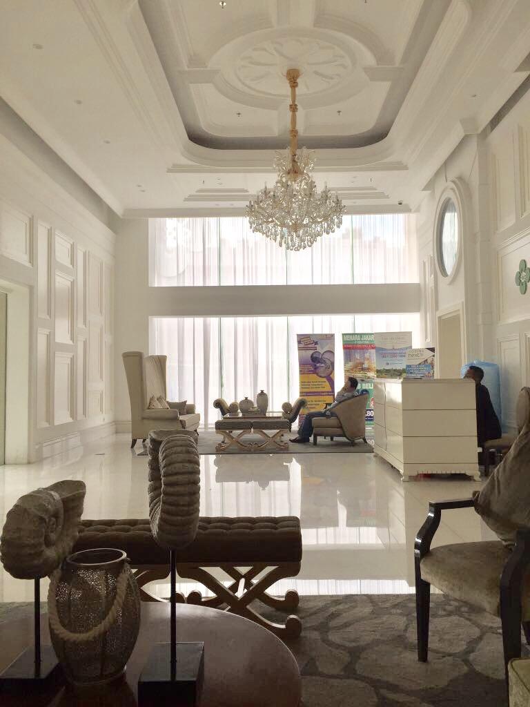 Apartemen di Jual Mansin-Kemayoran-Jakarta Pusat