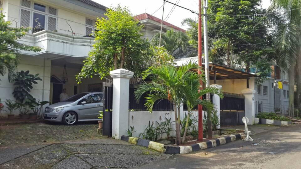 Rumah Luas dan Lokasi Sangat Strategis di Pusat Kota Jakarta
