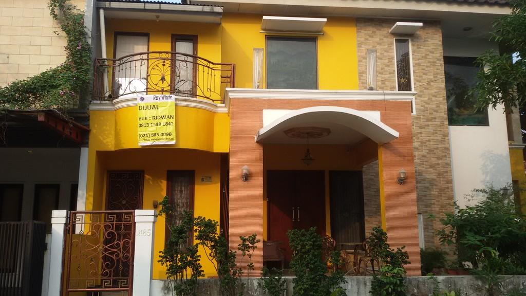 Dijual segera rumah hook di Mediterania Regency - Jaka Mulya Bekasi Selatan