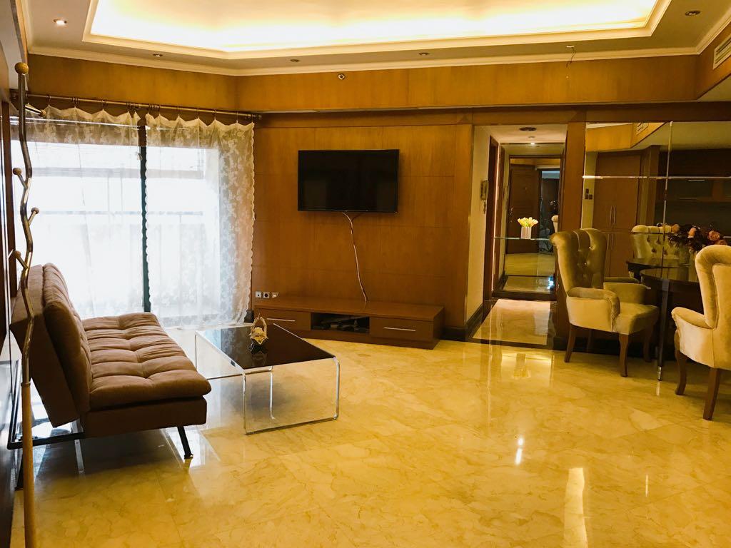 Apartemen Sudirman Tower Condominium Semanggi Jakarta