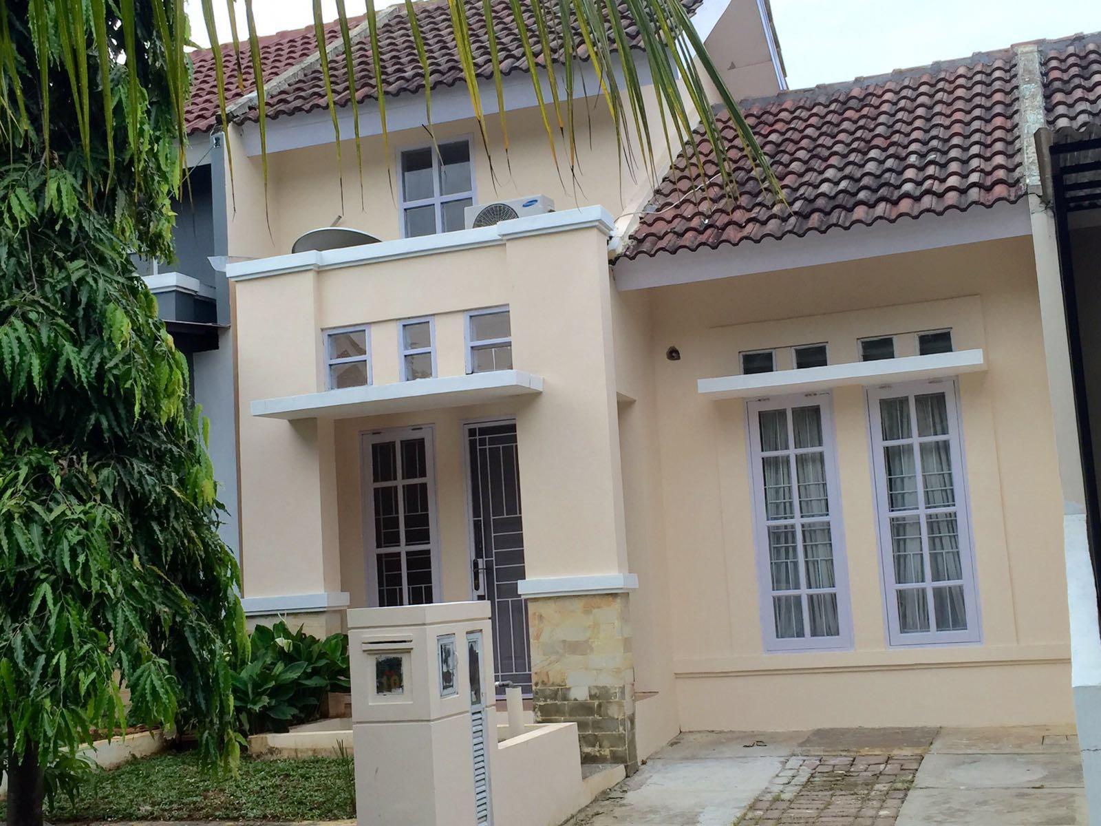 Disewakan Rumah Bagus Di Althia Park Bintaro