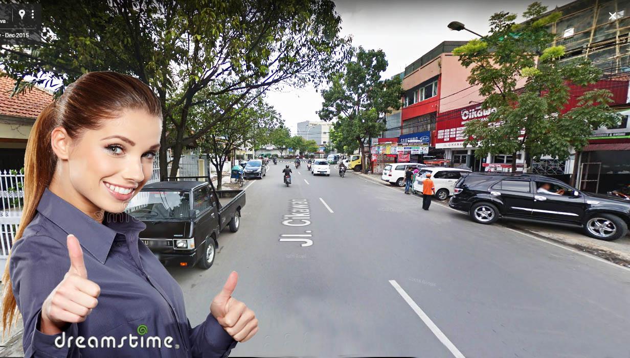 Jual Ruko Tengah Kota Cikawao Bandung