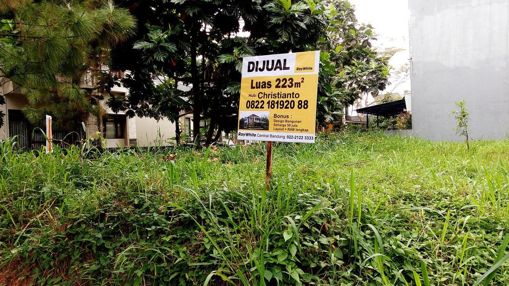 Jual Tanah Istana Sudirman Regency - Jual Tanah Cijerah Bandung - Bonus Design Rumah Seharga 50 juta