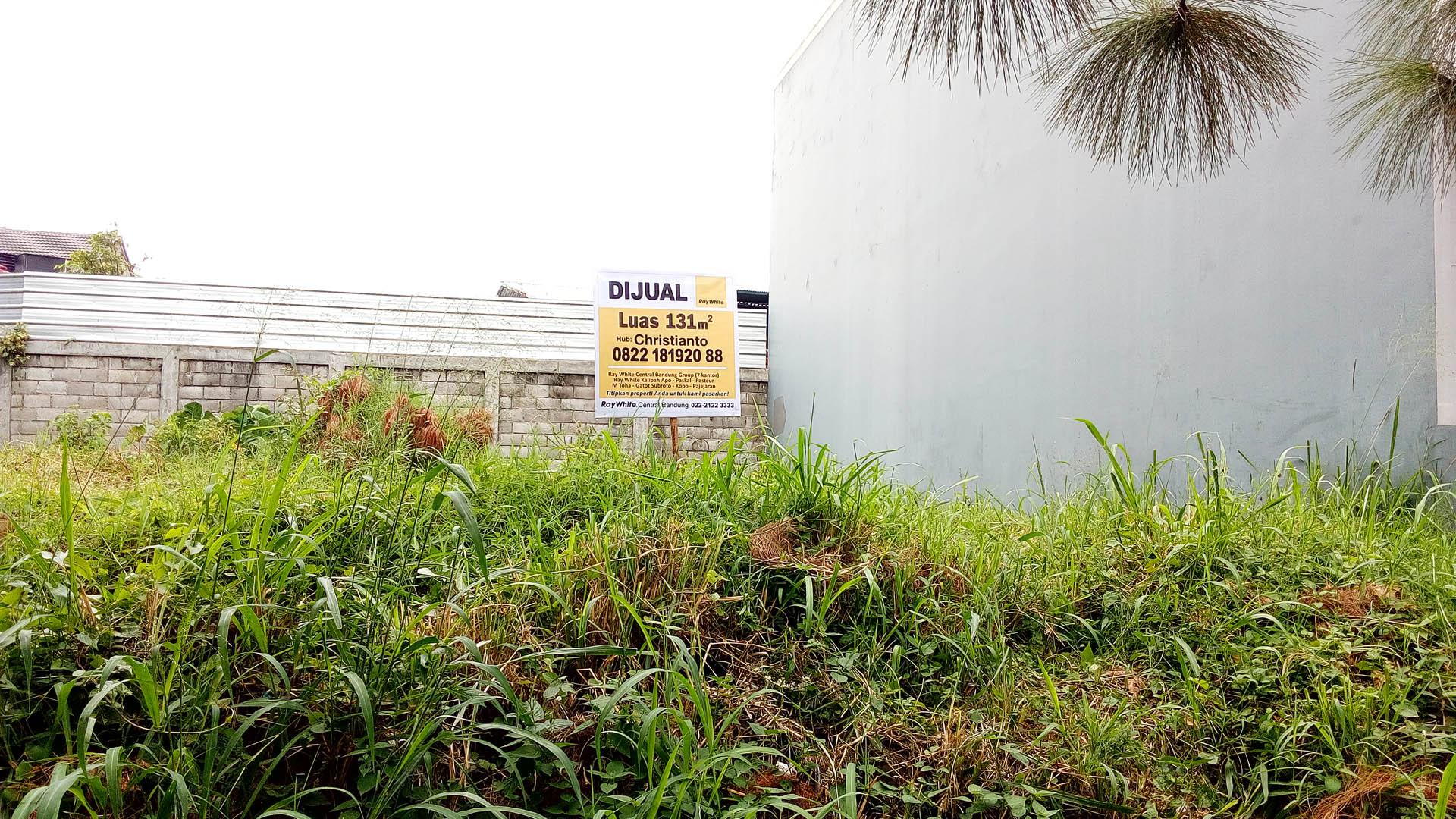 Jual Murah tanah Istana Sudirman Regency Luas 131m2