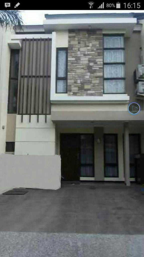 Rumah dijual di Metland Menteng