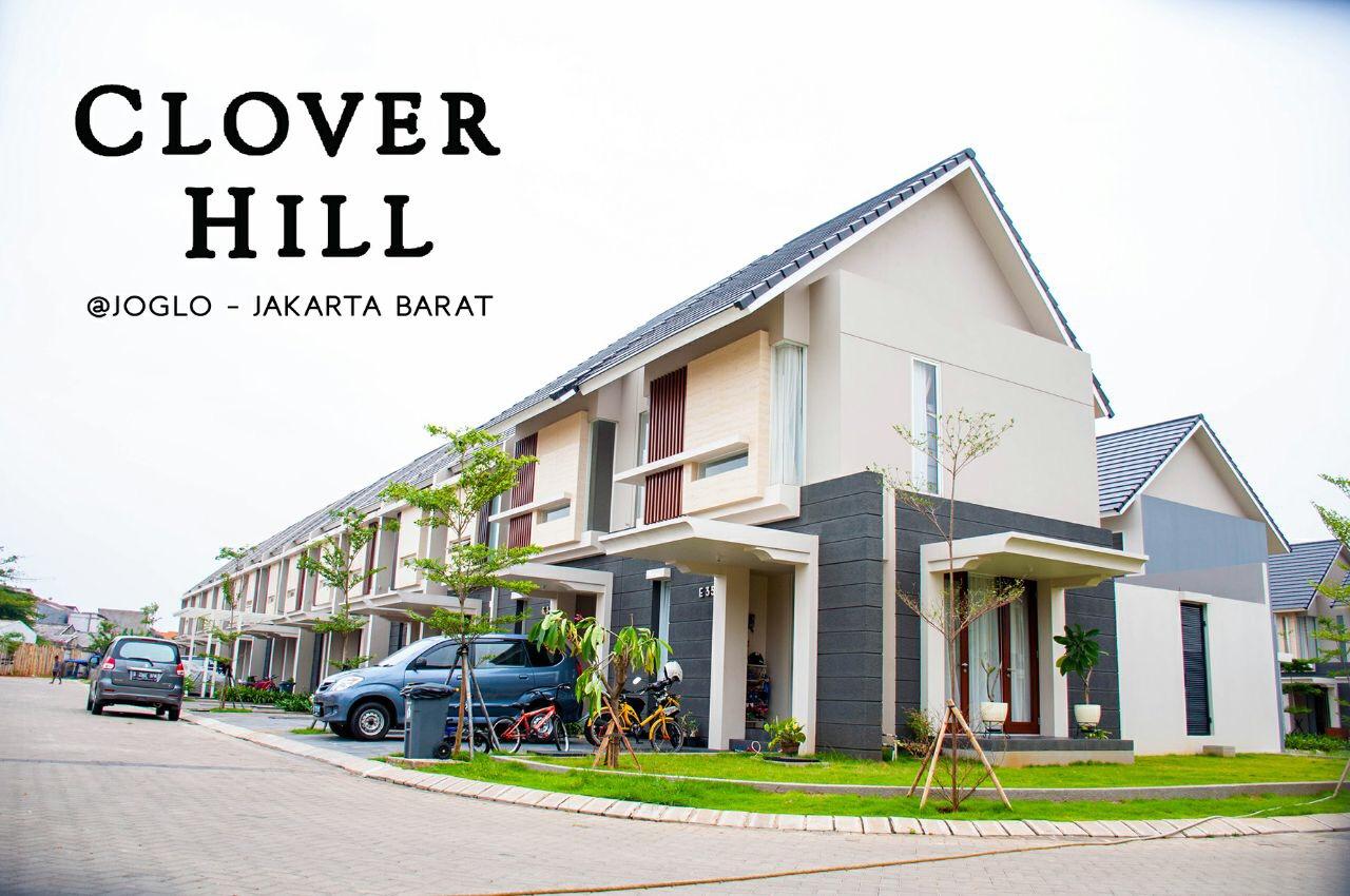 Perumahan Clover Hill - Termurah daerah Joglo -  JAKARTA BARAT