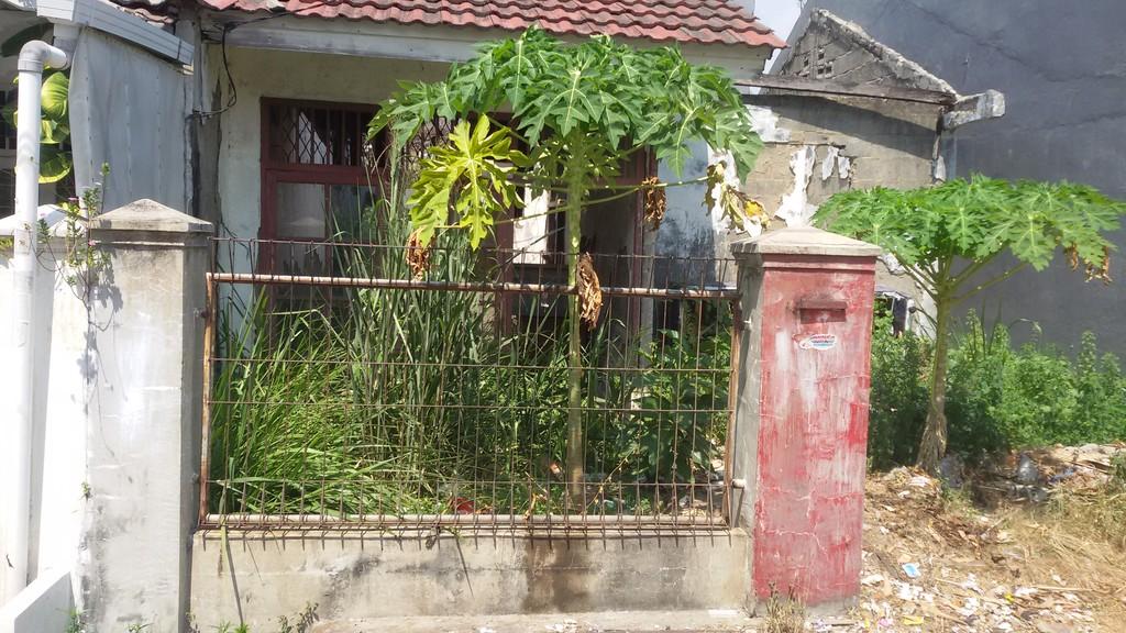 Dijual cepat tanah kavling di Harapan Indah