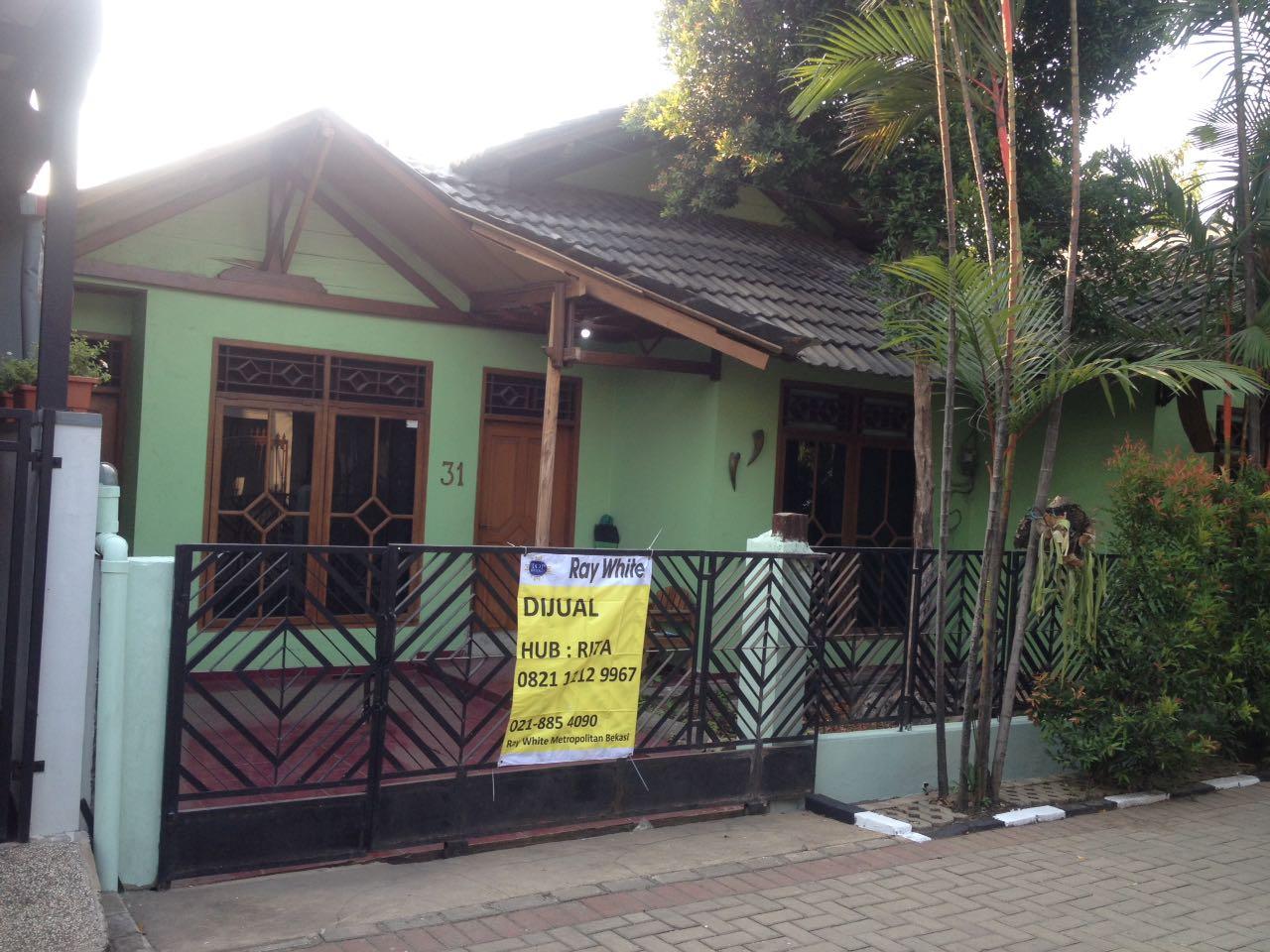 Rumah Hook Nyaman, Lokasi Strategis di Jaka Sampurna Bekasi