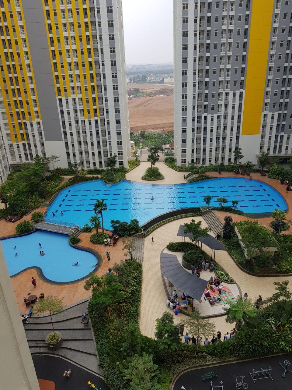Springlake Apartemen di Summarecon Bekasi 3 Bedroom