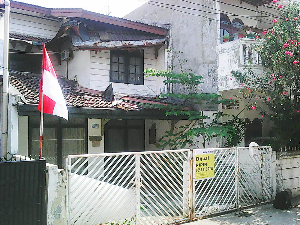 Rumah di Jual Jl Export-Vespa-Kelapa Gading-Jakarta Uara