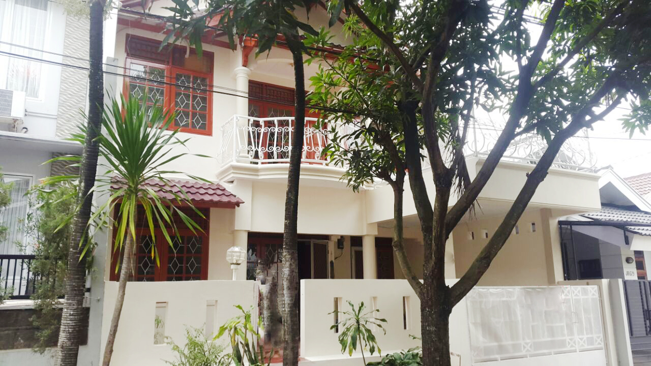 Dijual Rumah asri nyaman, aman, siap huni Di @Jl Kucica Bintaro, Tangsel