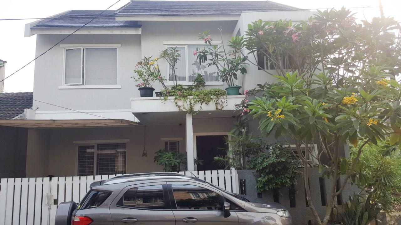 Dijual Rumah asri nyaman, aman, siap huni Di @Jl Sulawesi, Tangsel