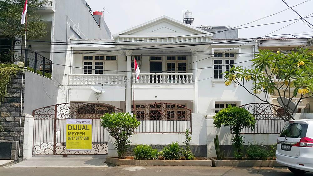 Rumah di Jual Janur Hijau 8-Kelapa Gading-Jakarta Utara